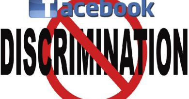No discriminazione facebook nuove regole