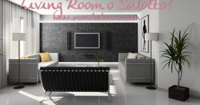living room o salotto