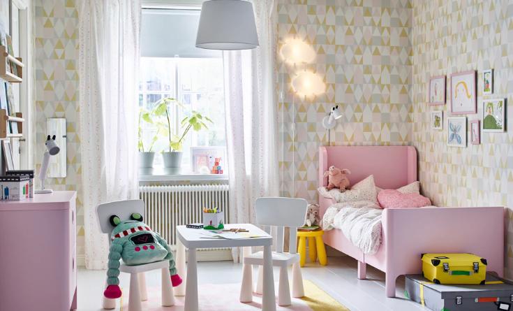 Camerette Bambini Ikea