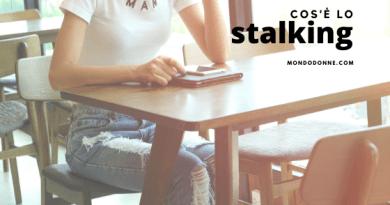 cos'è lo stalking