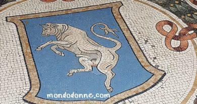Galleria Vittorio Emanuele II balle del toro