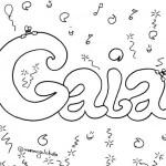 Nomi per bambine più popolari: Gaia