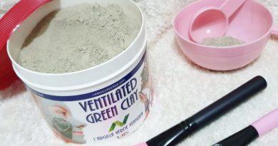 Benefici e proprietà dell'argilla verde ventilata 4clay