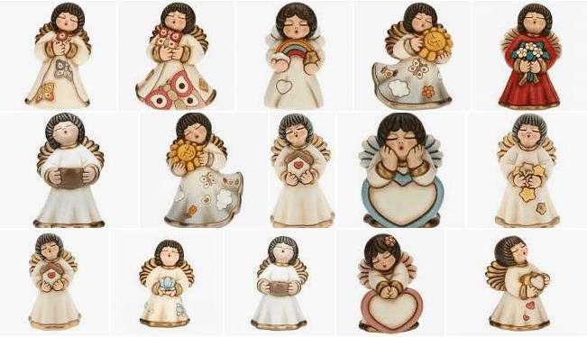 Angeli Thun angeli ceramica