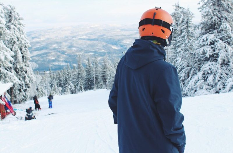 Caschi snowboard