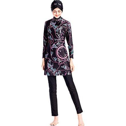 Costumi da bagno da donna, glossario dei modelli burkini