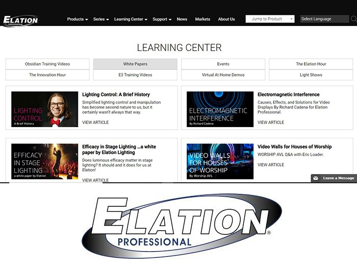 elation professional launches new
