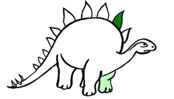 Parole Da Colorare I Dinosauri Mondofantasticocom