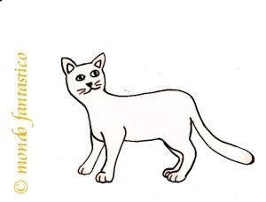 3 Modi Per Disegnare Un Gatto Mondo Fantastico Di Violetta
