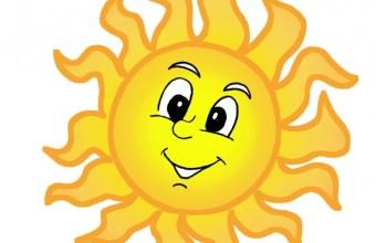 Sole, cielo e storie per bambini