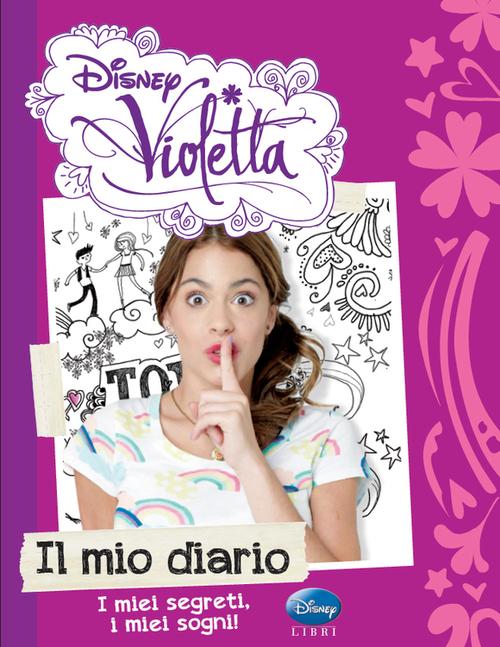 il mio diario violetta