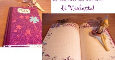diario di scuola di violetta
