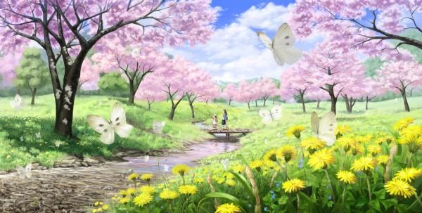 filastrocca della primavera