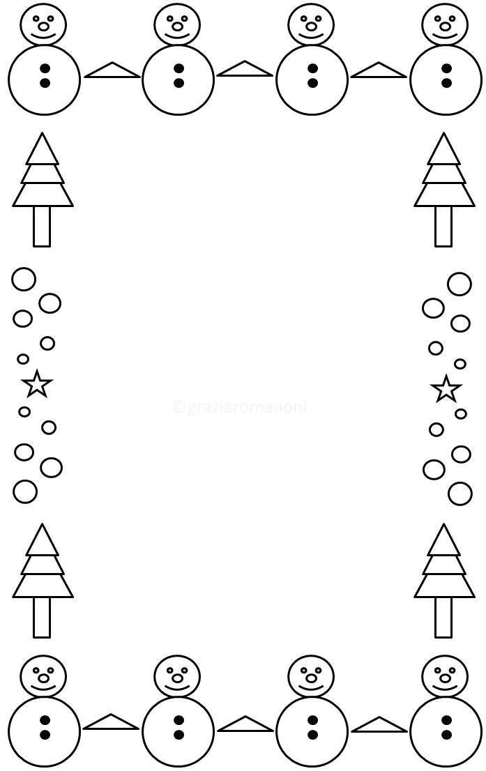 Cornicette Di Natale Mondofantasticocom