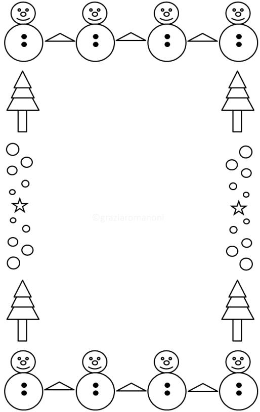 Cornicetta di Natale