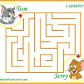 Labirinto Tom e Jerry