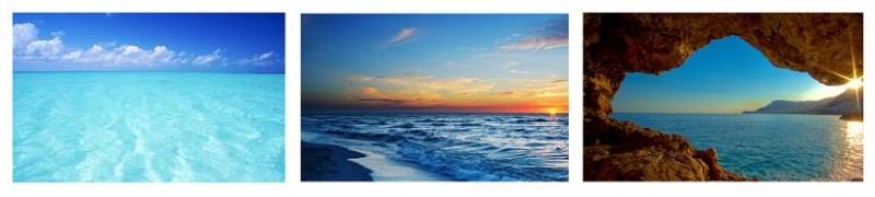 Com'è bello il mare!