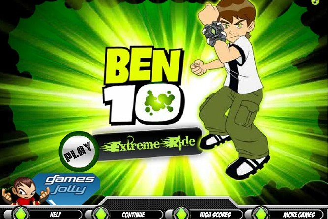 Giochi per bambini Ben 10