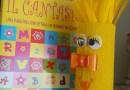 Lavoretti per bambini, il pulcino con la carta igienica