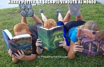 Harry Potter i libri più letti al mondo