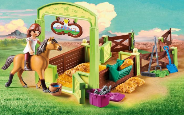 Giochi Playmobil Cavalli Spirit Riding Free
