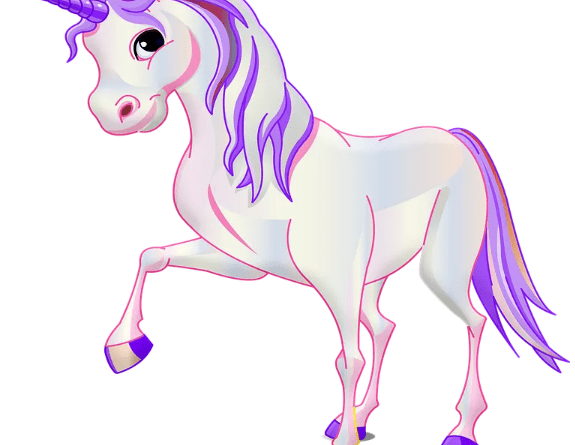 unicorni da colorare