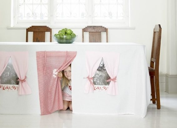 Costruire una capanna in casa