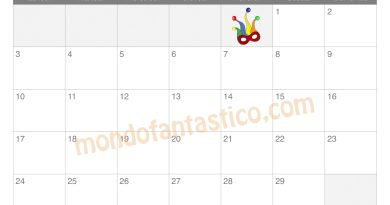 Calendario mese febbraio 2020 per bambini