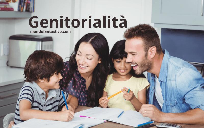 Il Mondo dei Genitori su MondoFantastico, genitorialità