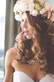 flower crowns noosa weddings maleny