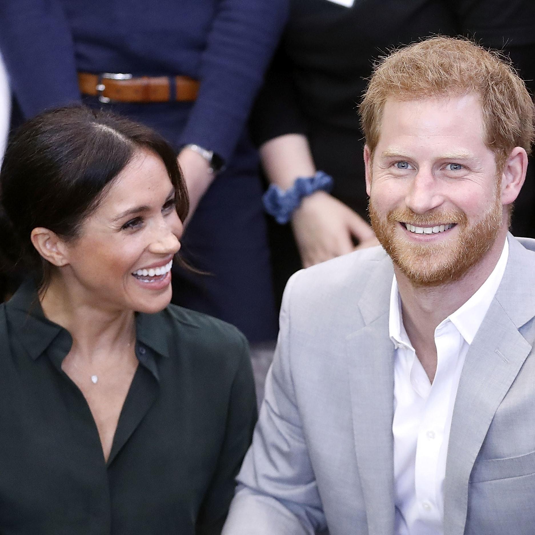 Meghan Markle è incinta: Harry sarà papà a primavera