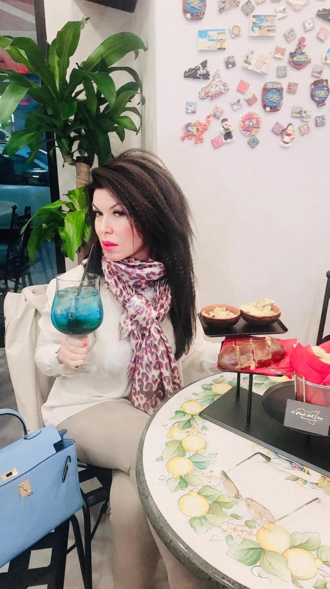 Lady Press Agent: un aperitivo con il suo nome
