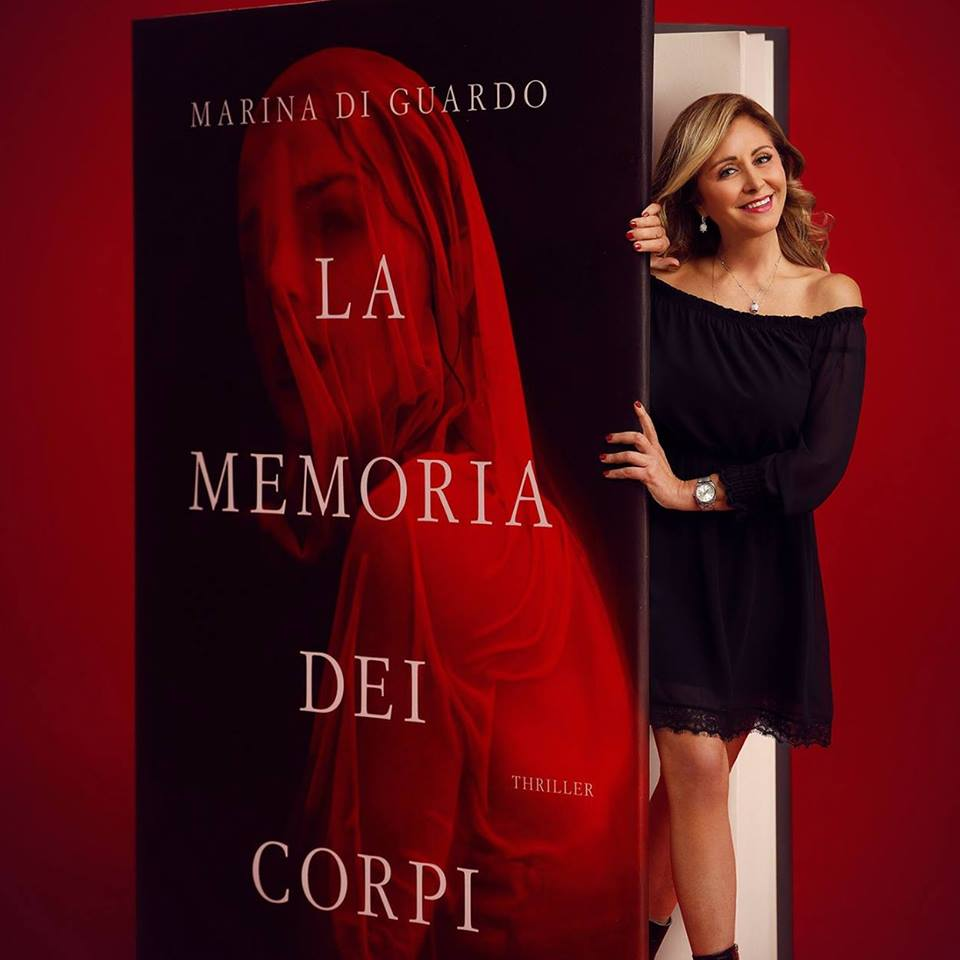 """GRANDE SUCCESSO PER MARINA DI GUARDO E IL SUO LIBRO """"LA MEMORIA DEI CORPI"""" ALL'HOTEL VILLA CIPRESSI Di VARENNA"""