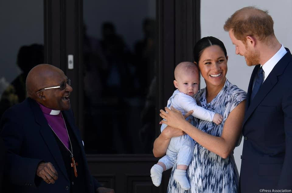 Harry e Meghan in viaggio in Africa con il Piccolo Principe