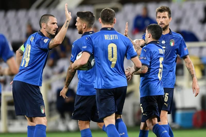 """Europei 2021: l'Italia schiera la sua """"difesa"""" di bellissime"""