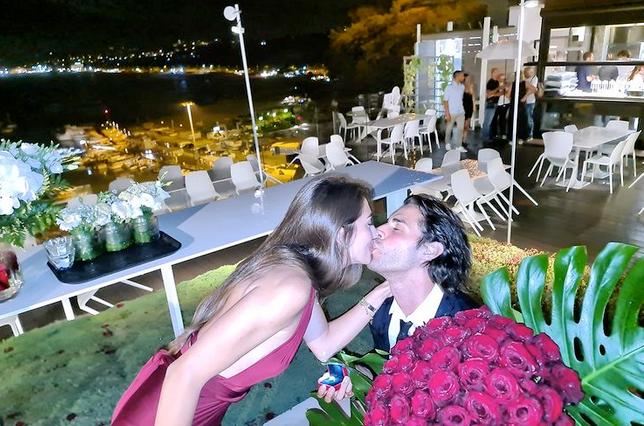 Gianmarco Tamberi, Oro alle Olimpiadi nel salto in alto, ma nella vita vola con Chiara Bontempi