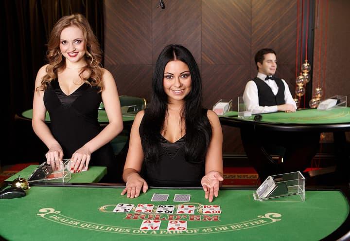 ライブカジノは初心者でも楽しめる