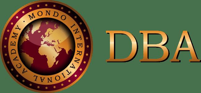 Doktorát DBA Doctor of Business Administration - Mondo International Academy