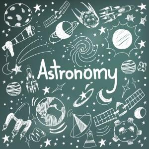 Astronómia hrou