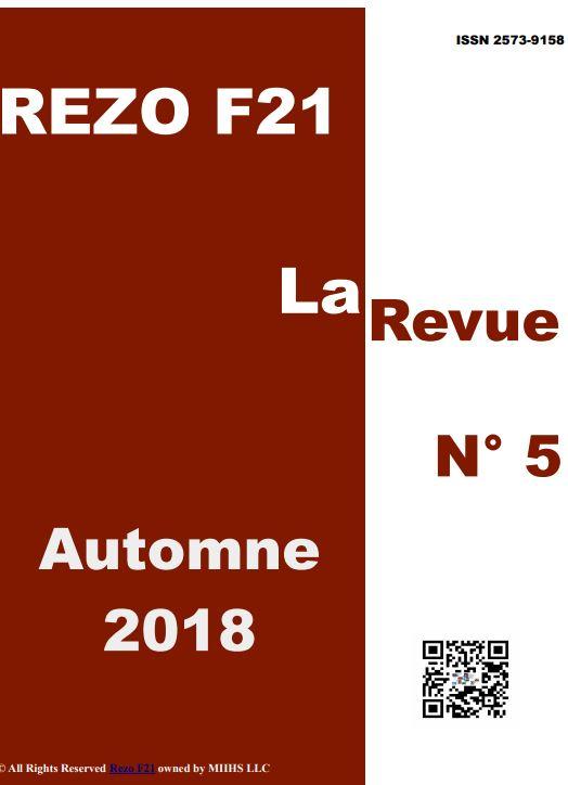 LaRevue 5 - Rezo 21 - Automne 2018