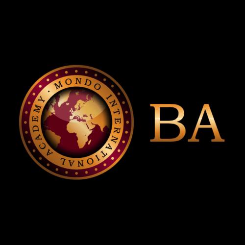 BA - Bachelor - Bc - Bakalár Mondo International Academy