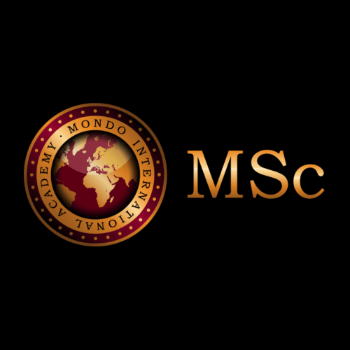 MSc – Master of Science Mondo International Academy