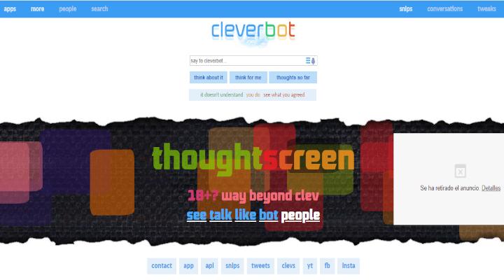 Cos'è Cleverbot