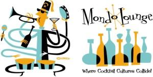 SHAG Mondo Lounge shotglass