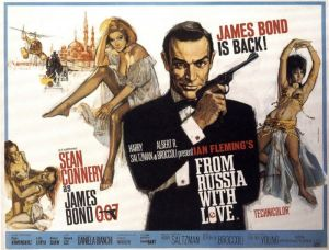 Inspiration James Bond