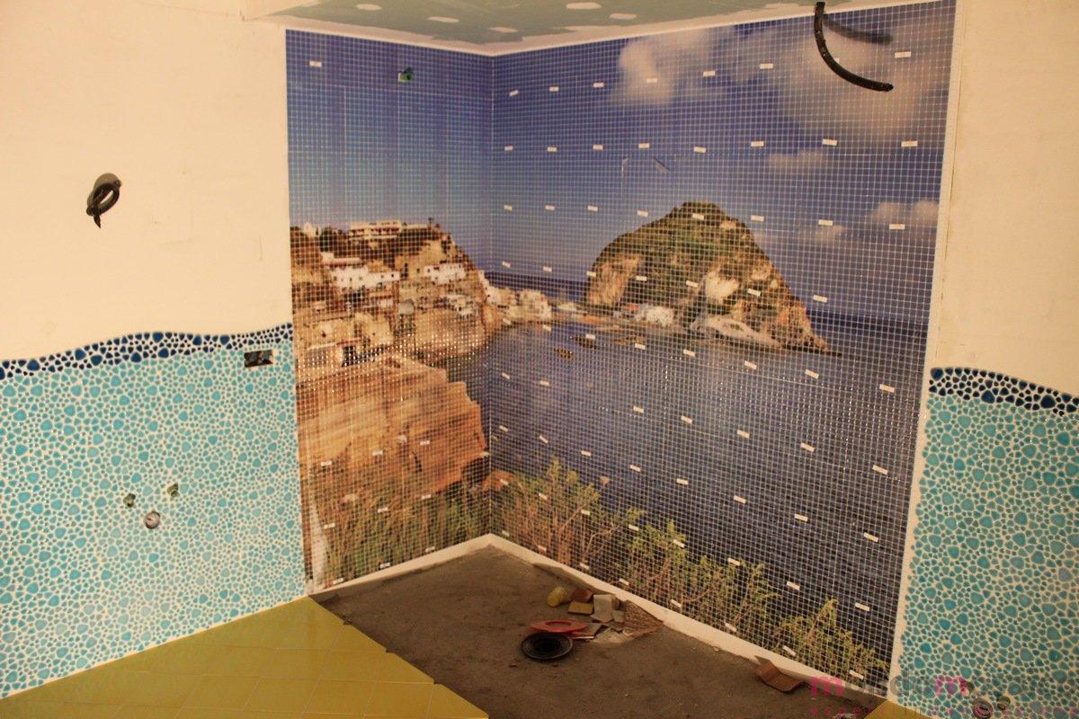 top doccia sant angelo in mosaico with mosaico doccia