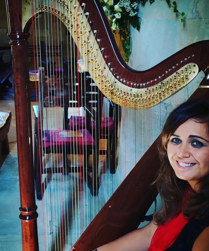 Daniela Peraino - Arpa Mondo Musica Parma