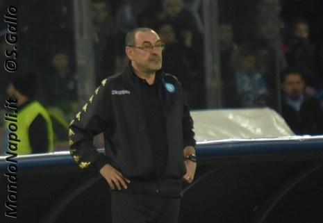 Napoli - Real Madrid sarri