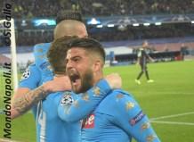 Napoli - Real Madrid insigne