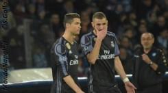 Napoli - Real Madrid ronaldo benzema